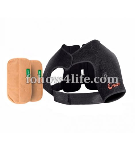 Функциональные плечевые накладки с аромачипом Fohow (Феникс)