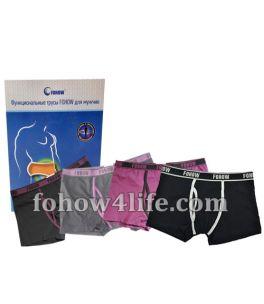 Функциональные плавки для мужчин Fohow | 2 шт/уп.